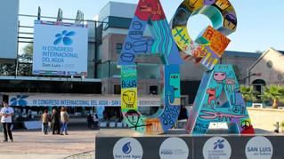 IV Congreso Internacional del Agua en San Luis