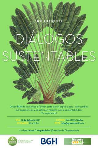Diálogos Sustentables de BGH