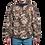 Thumbnail: MP Mid Weight Fleece Quarter zip Pull over