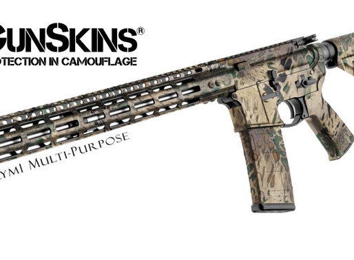 Prym1 Camo® partners with GunSkins® - Protection in Camouflage.