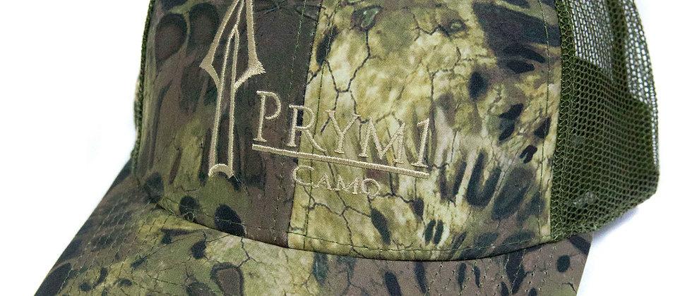 Prym1 Woodlands Logo Meshback