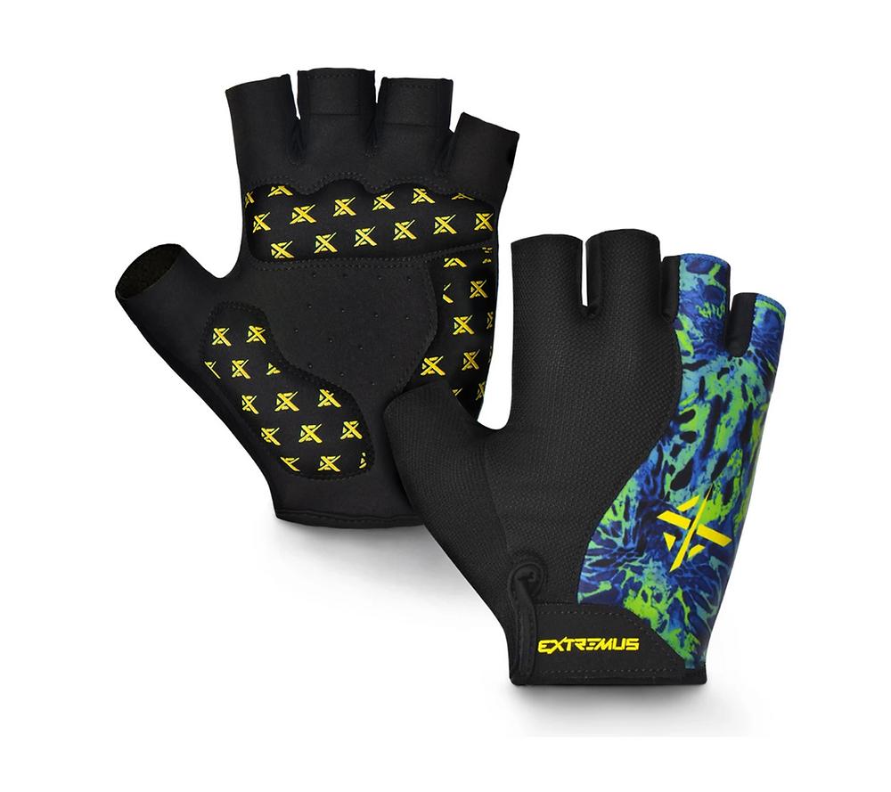 Fingerless Prym1 Camo Gloves