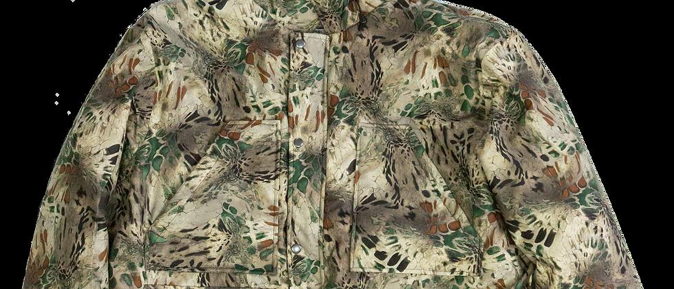 Insulated Parka Jacket