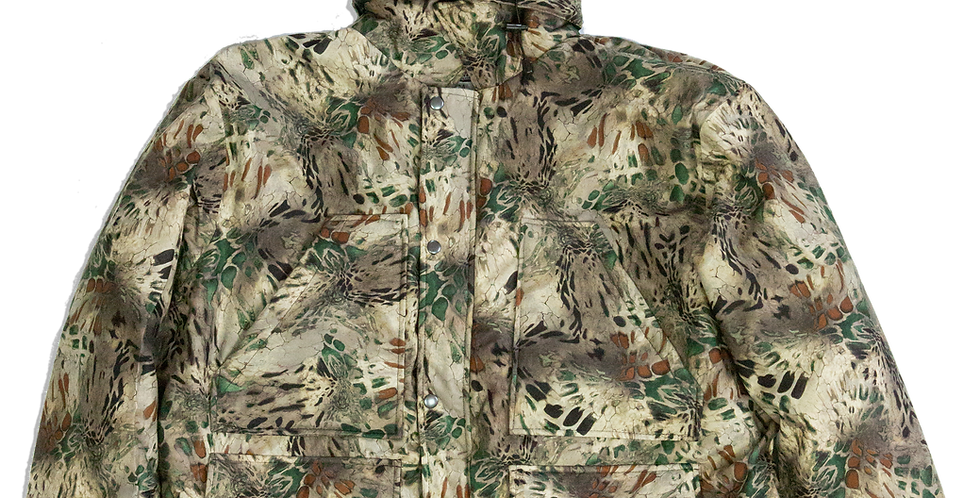 Insulated Parka Jacket