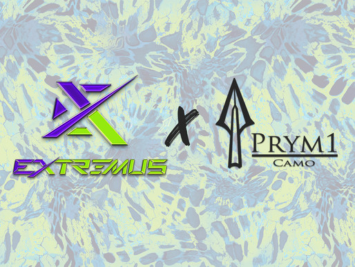 Prym1 Camo partners with Extremus Outdoor!