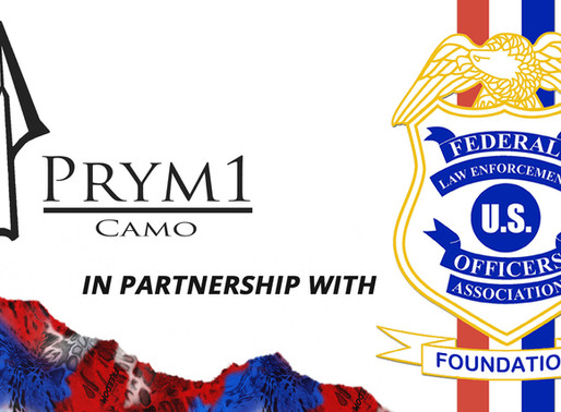 Prym1 Camo's Commitment To Those Who Serve To Protect Us - A Partnership With The FLEOA Foundation