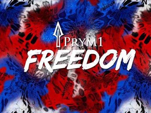 Prym1 Camo launches new 'Prym1 Freedom' pattern.