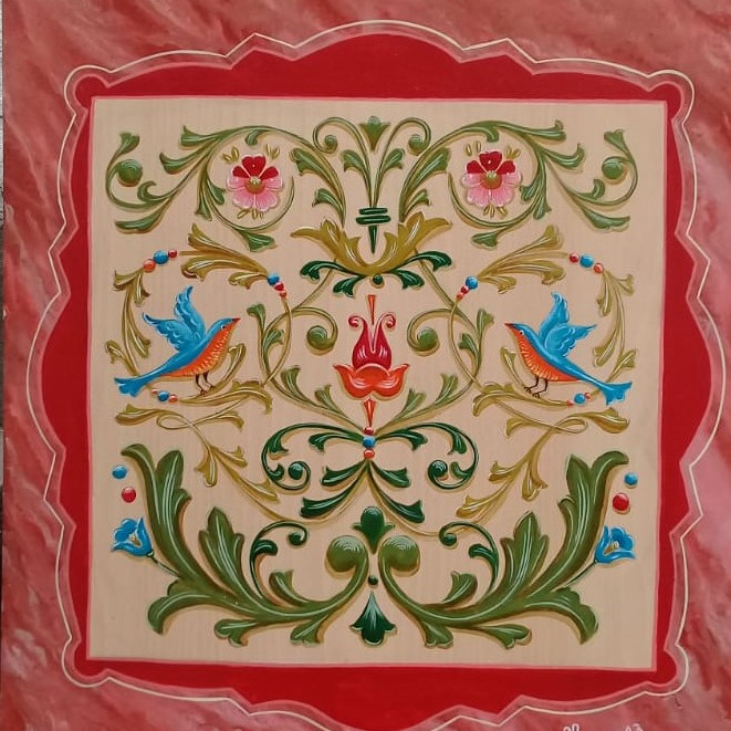 Filete porteño: arte, color, técnica y creatividad