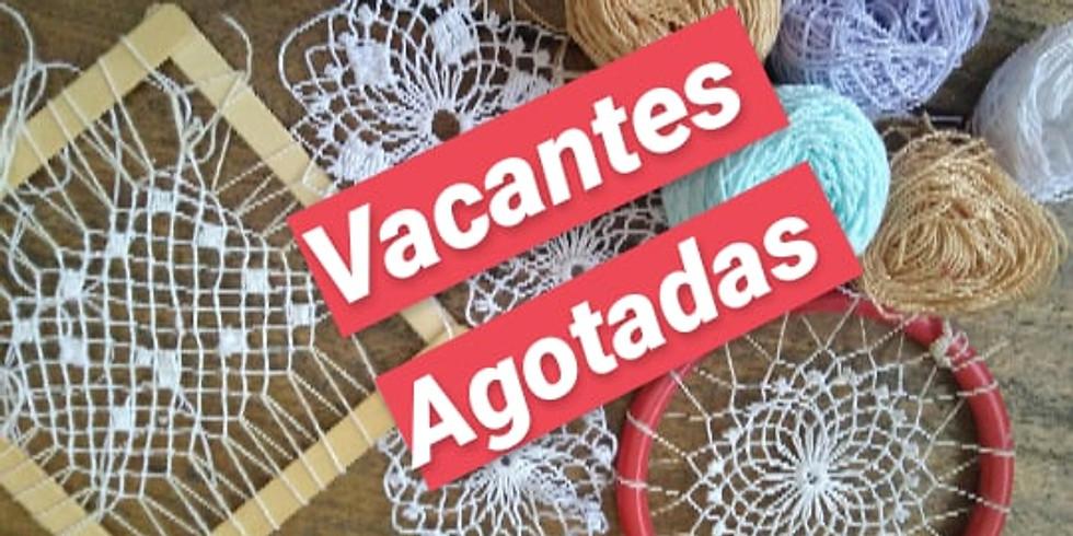 Randa Tucumana: tejido de la red circular y recta