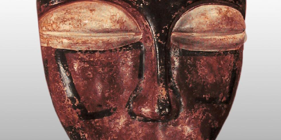 La magia de las máscaras precolombinas en cerámica