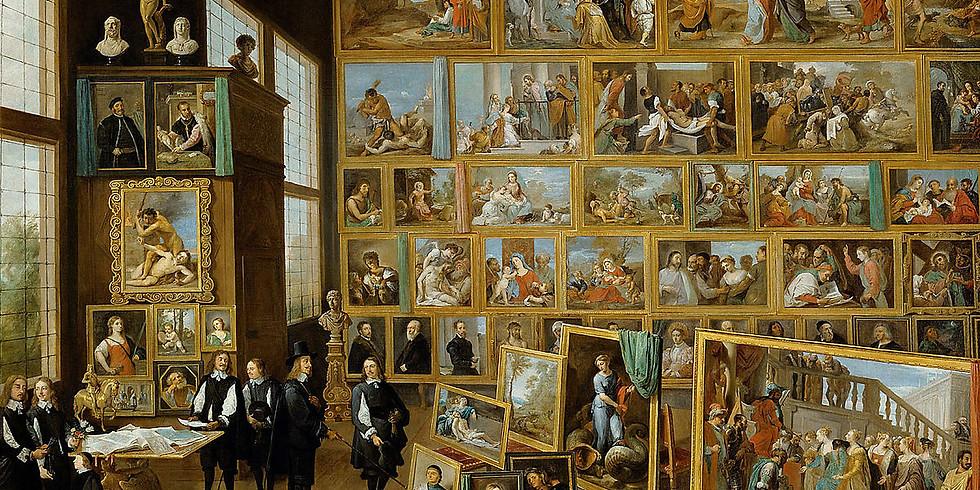 """Key moments in art history"""