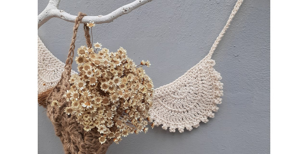Crochet: la tendencia artesanal de este verano