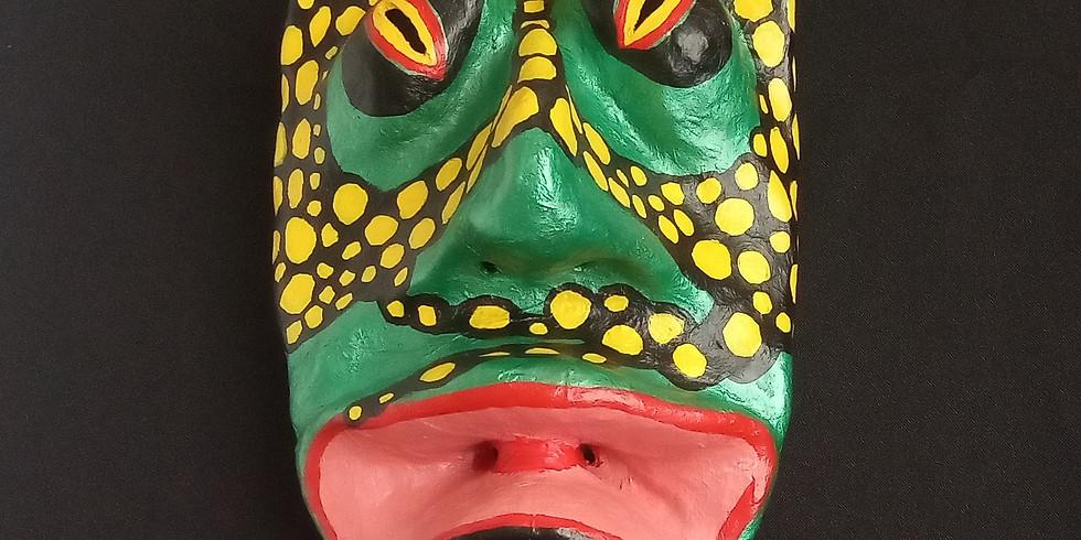 Creación de Máscaras Carnaval