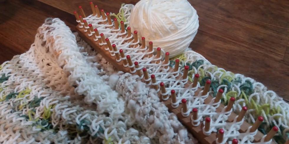 Técnica de telar en la América precolombina