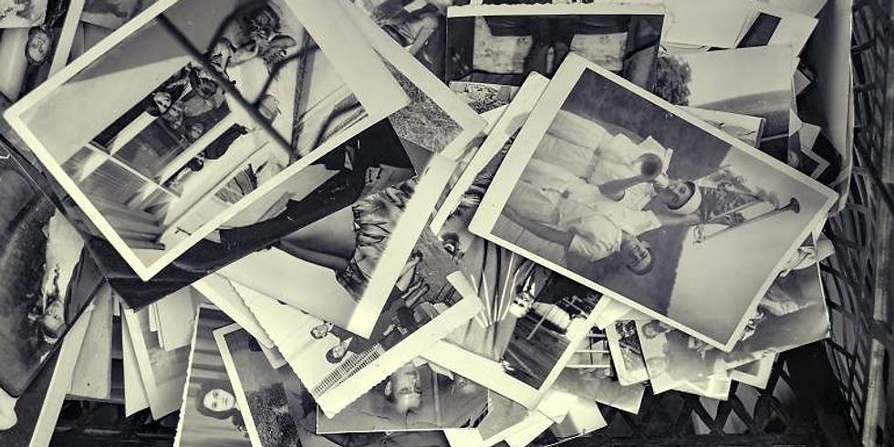 Conservación de fotografías y postales (Módulo I)