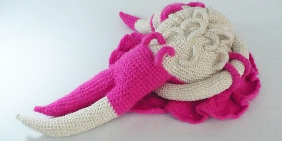 Volumen textil: Escultura Blanda