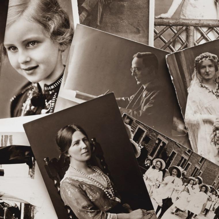 Conservación de fotografías y postales (Módulo II)