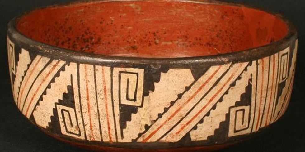 """Charla """"La cerámica en las culturas prehispánicas"""""""