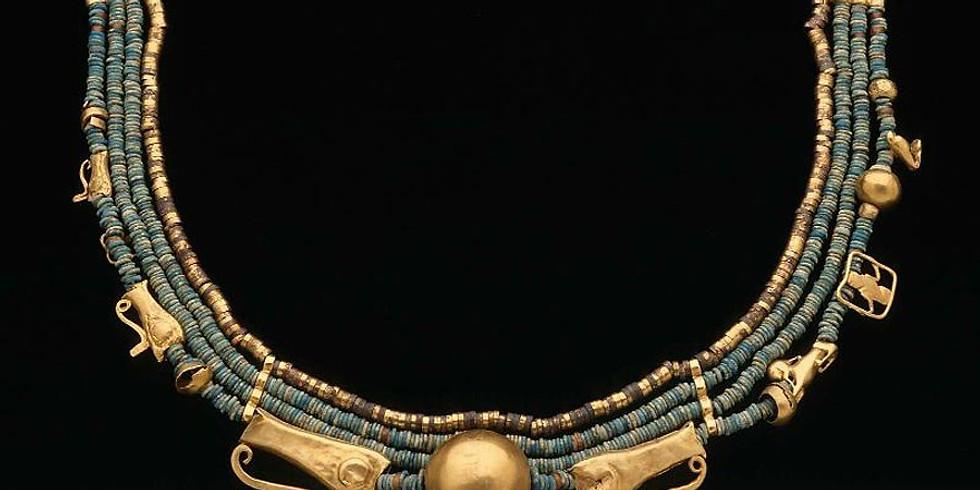 Historia de la joyería de Egipto
