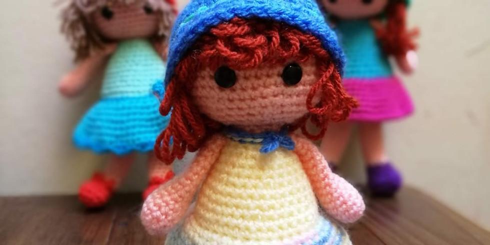 Amigurumis y el crochet en tres dimensiones