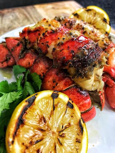 #3: Jerk Lobster