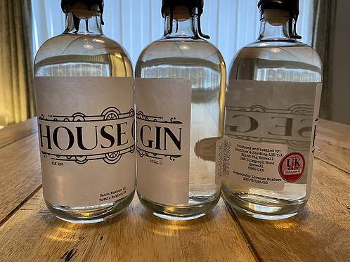 House Gin (500ml 41% ABV)