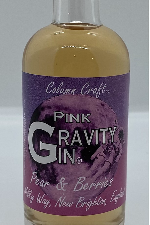 Pink Gravity Gin (50ml)