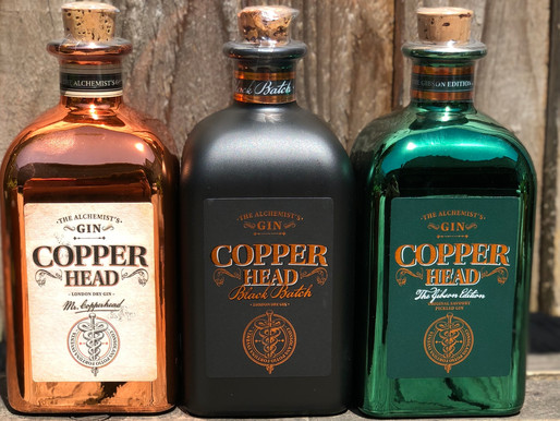 Copperhead Gin, Copperhead Gin & Copperhead Gin
