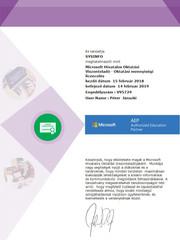Microsoft AEP 2018