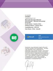 Microsoft AEP 2016