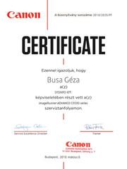 Canon 2018