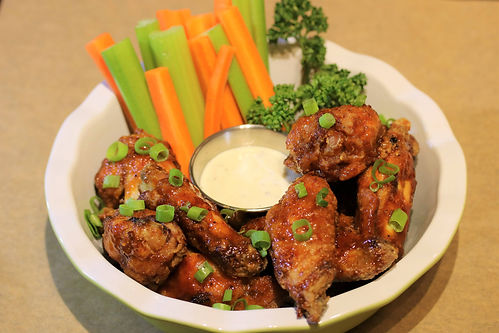 Offbeat Gourmet Wings