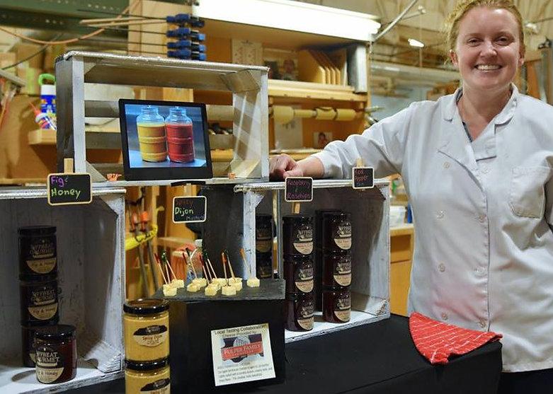 Offbeat Gourmet Owner: Allison Wright
