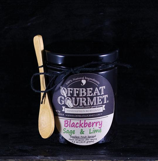 Blackberry Sage & Lime