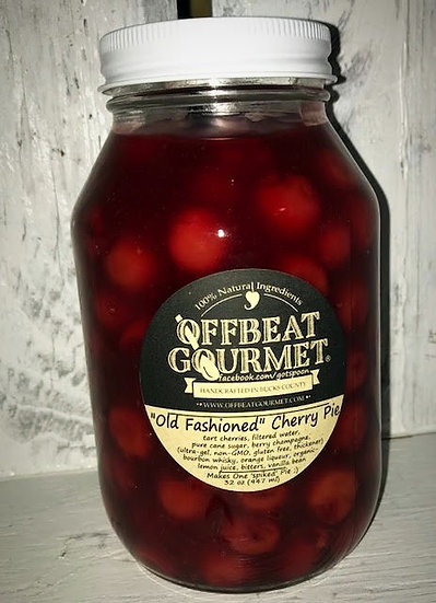 """Old Fashioned"" Cherry Pie"