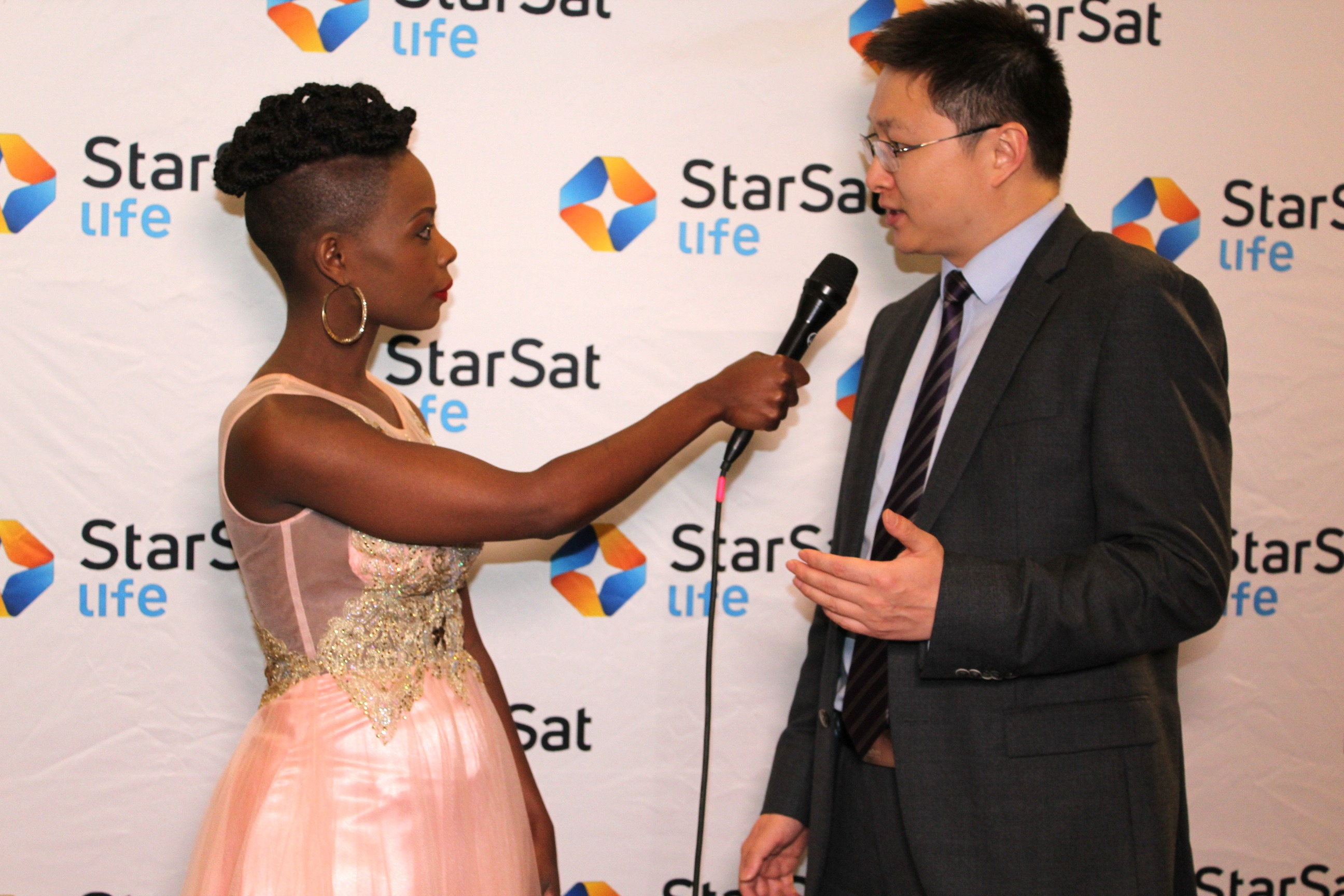 Startimes SA CEO-Life Launch