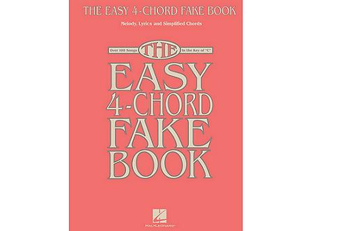 Easy 4-Chord Fake Book
