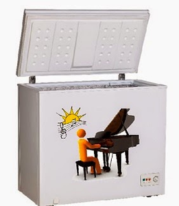 What could a freezer possibly have to do with piano chords?
