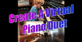 Have you tried a Virtual Piano Duet?