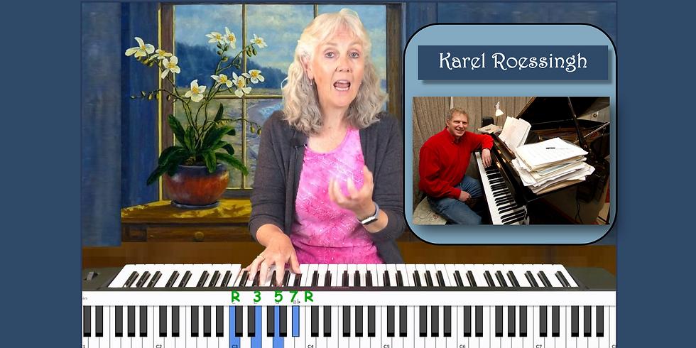 Jam2021 #5 - Improv with Karel Roessingh
