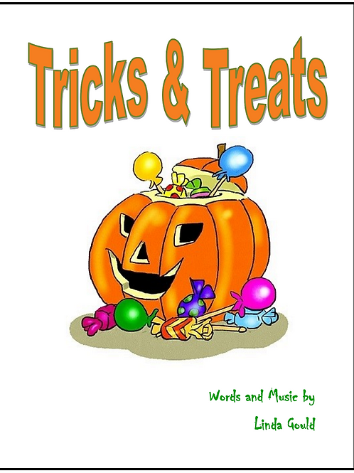 Tricks and Treats Music and Lead