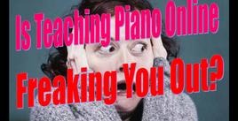 Teaching Piano Online