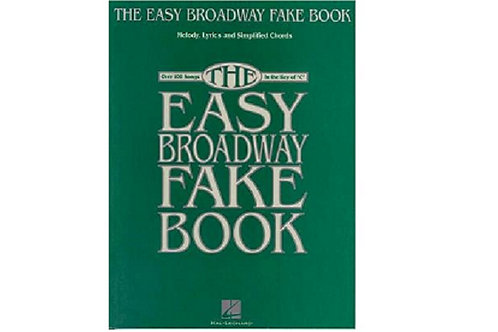 Easy Broadway Fake Book