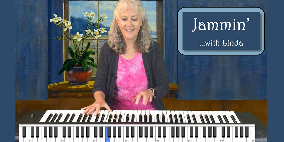 Jammin' with Linda Drop-In #2