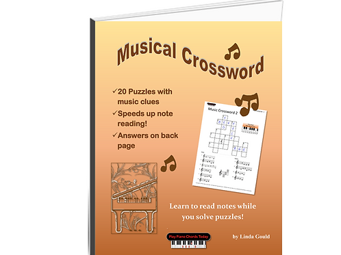 Musical Crossword Puzzles