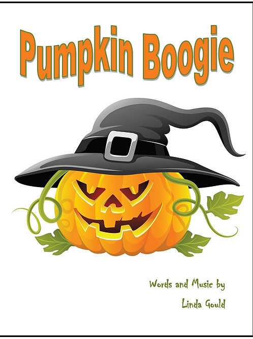 Pumpkin Boogie Music and Lead