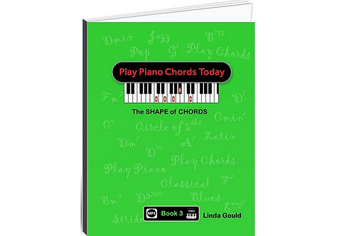 Play Piano Chords Today Book 3