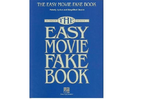 Easy Movie Fake Book