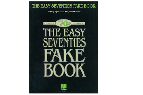 Easy Seventies Fake Book