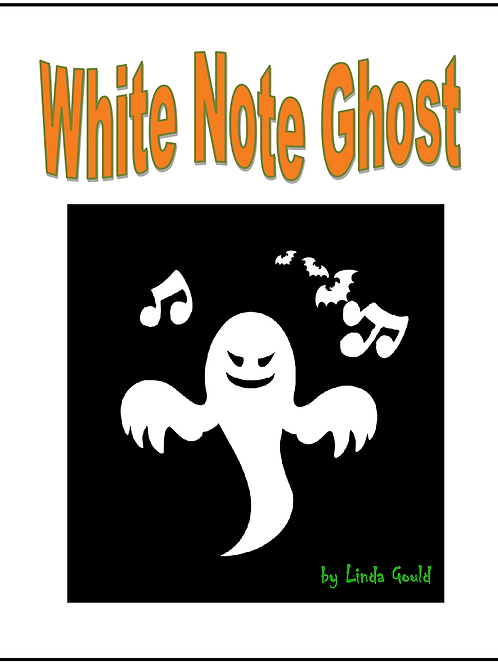 White Note Ghost Music and Lead